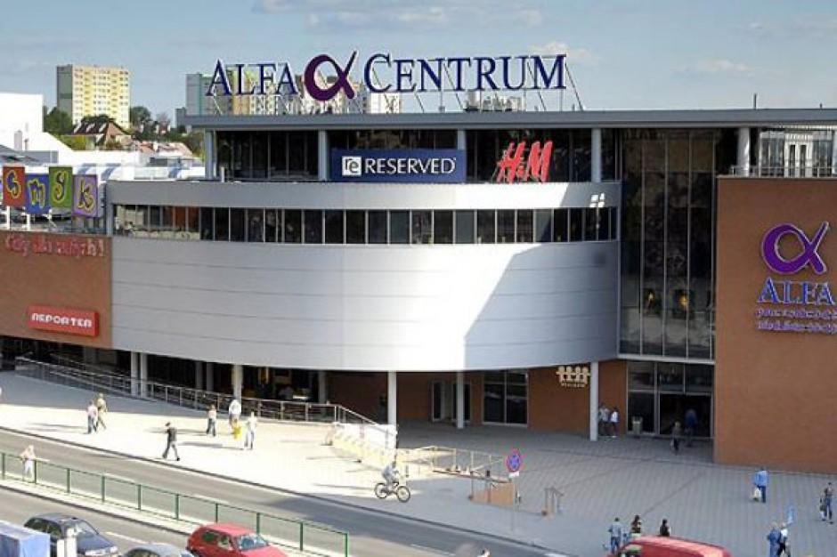 Alfa Centrum Galerie Gdańsk