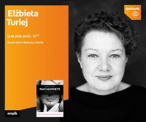 Spotkanie autorskie z Elżbietą Turlej - Empik Galeria Bałtycka